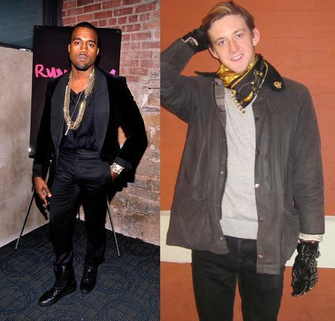 kanye west fashion icon. Kanye West? FASHION ICON..for